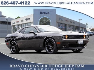 Used Dodge Challenger Alhambra Ca