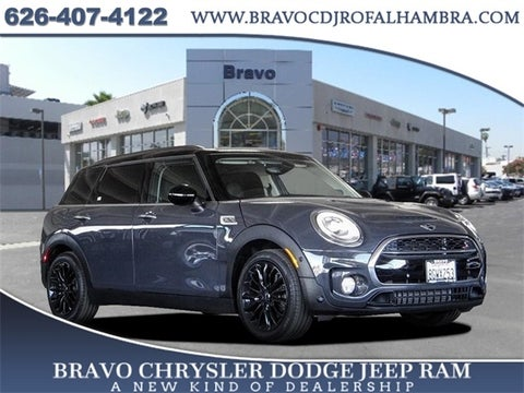 Used Mini Clubman Alhambra Ca